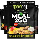Greenbelly Backpacking Meals - Backpacking Food, A