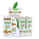 Tosi Organic SuperBites Vegan Snacks, Almond, 2.4