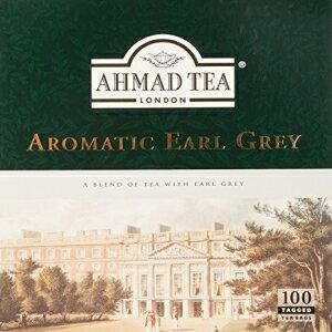 Ahmad Tea Teabag Aromatic Eg Tagged, Brown