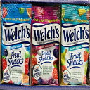Welch's Fruit Snacks, Bulk Variety Pack with Mixed Fruit, Superfruit Mix, Island Fruits, Gluten Free, Bulk Pack, 2.25 oz (Pack of 16)