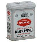 Szeged Malabar Black Papper Tin 4oz