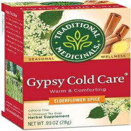 伝統的な薬用茶ジプシーコールドケアまたは Visit the Traditional Medicinals Store Traditional Medicinals Tea Gypsy Cold Care or