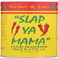 食品, その他 Original Blend Cajun, Slap Ya Mama, Seasoning Cajun, 8 Ounce SLAP YA MAMA Original Blend Cajun, Slap Ya Mama, Seasoning Cajun, 8 Ounce
