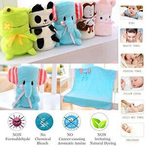 DNA Soft Microfiber Baby Blanket for Nursing, Comforter, Bath Towel, Baby Shower
