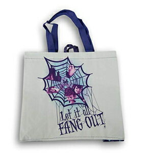 Style Accents Hotel Transylvania Let it All Fang Out Tote Bag - 13 x 12 Inch画像