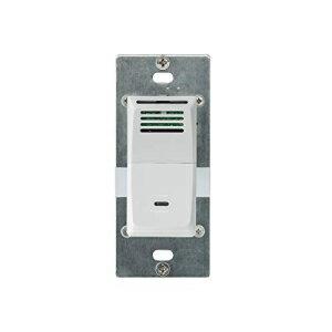Broan-NuTone 82W Humidity Sensing Wall Control for Bathroom, White画像