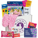 BUNNY · JAMES · Healthy Snack Get Well Soon Gift Box, Healthy Snacks, Comfy Socks, Coloring Book and Colored Pencils, Funny Mug, Cute and Healthy Get Well Care Package