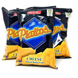 Jack'n Jill Piattos Cheese 3oz、3パック Jack'n Jill Piattos Cheese 3oz, 3 Pack
