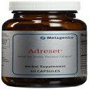 Metagenics - Adreset Adrenal Support Formula - 60 Capsules