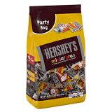 ハーシーズチョコレートキャンディの盛り合わせミニチュア、クラッケル、グッドバー氏、ハーシーズスペシャルダークチョコレート、パーティーバッグ、40oz。 HERSHEY'S Chocolate Candy Assorted Miniatures, Krackel, Mr. Goodbar & Hershey's Special Dar
