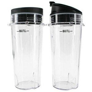 キッチン用品・食器・調理器具, その他 BESSEEK Single Serve 16-Ounce Cup Set for BL770 BL780 BL660 Professional Blender (Pack of 2)
