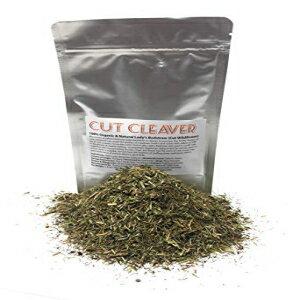 茶葉・ティーバッグ, ハーブティー Bluechai Cut Cleaver, 100 Organic Natural Ladys Bedstraw (Cut Wildflower)