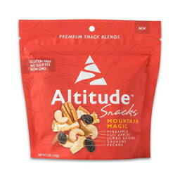 Altitude Snacks Mountain Magic   Premium Dried Fruit & Nut Blends   Healthy Snacks for Your Next Adventure (1)