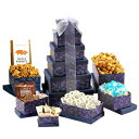 Broadway Basketeers Chocolates&Sweets Classic 6 Box Gift Tower Broadway Basketeers Chocolates & Sweets Classic 6 Box Gift Tower