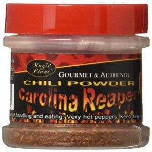 スナック菓子, その他 212 Magic Plant Carolina Reaper Chil Powder (2 jars, 12 oz. ea.)