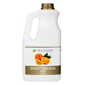 水・ソフトドリンク, 野菜・果実飲料 64fl.oz Tea Zone 64 fl.oz Sweet Orange Pure