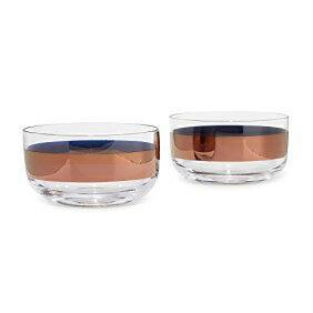 Tom Dixon Men's Tank Whisky Glasses, Copper, One Size