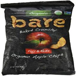 裸の焼きフルーツチップス(アップル、14オンス) Bare Baked Fruit Chips (Apple, 14 Ounce)