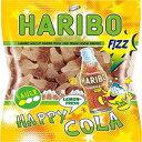 ハリボーハッピーコーラレモンフレッシュ200g Haribo Happy Cola Lemon Fresh 200g