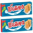 Nestle PASSATEMPO Biscoito Leite 150gr - 2 Pack   Milk Cookie 5.29 oz. - 2 Pack