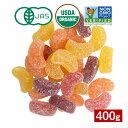オーガニックサニーフルーツビタミンC400g 有機JAS認証 ビタミンC ダイエット 食物繊維 美容 健康 朝食 間食 オーガニック おやつ お菓子 フルーツ