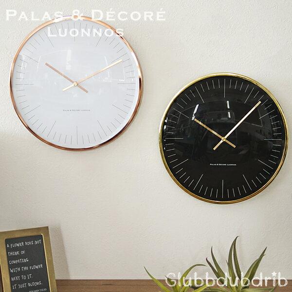 PalaDec Grocia メタルクロック