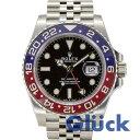 【新品】ロレックス GMTマスターII 126710BLRO...