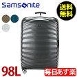 SAMSONITE サムソナイト Lite Shock ライトショック SPINNER 75/28 スピナー 75/28 98L スーツケース キャリーケース 送料無料 1年保証