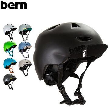 バーン BERN ヘルメット ブレントウッド オールシーズン 大人 自転車 スノーボード スキー スケボー Brentwood VM3 スケートボード BMX [glv15]