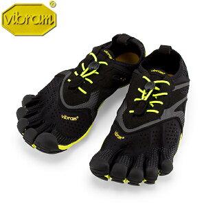 [全品最大15%OFFクーポン]ビブラム Vibram FiveFingers ファイブフィンガーズ メンズ V-Run Mens 5本指 シューズ ランニングシューズ ベアフット靴 ウォーキング 16M3101 [glv15]