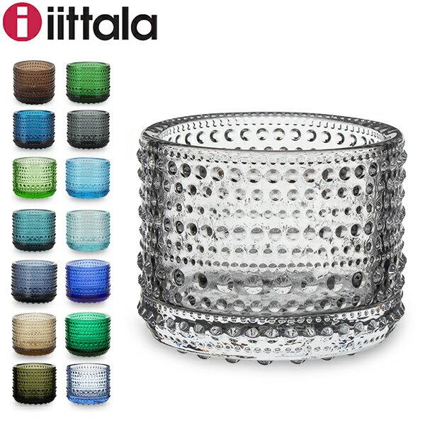 イッタラ Iittala カステヘルミ Kastehelmi キャンドルホルダー 64mm ボティーブ 10256 Votive ガラス インテリア 北欧 プレゼント [glv15] あす楽