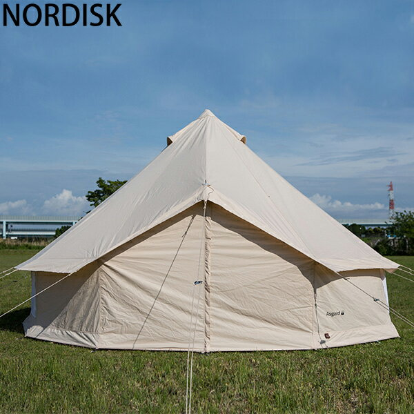 NORDISK (ノルディスク)『Legacy Tents Besic Asgard 12.6 ベーシック(NDK-0018-000)』