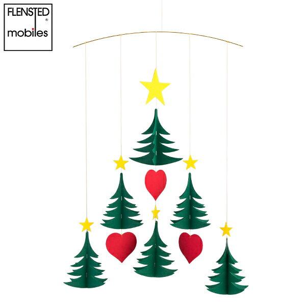 【GWもあす楽】FLENSTED mobiles フレンステッド モビール Christmas Tree 6 クリスマスツリー 6 091A 北欧 あす楽