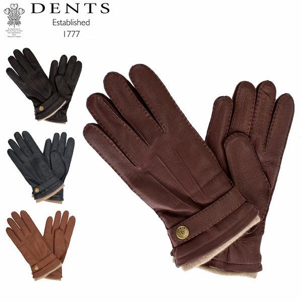 手袋・アームウォーマー, メンズ手袋  Dents Gloucester Gloves (M) 5-1548