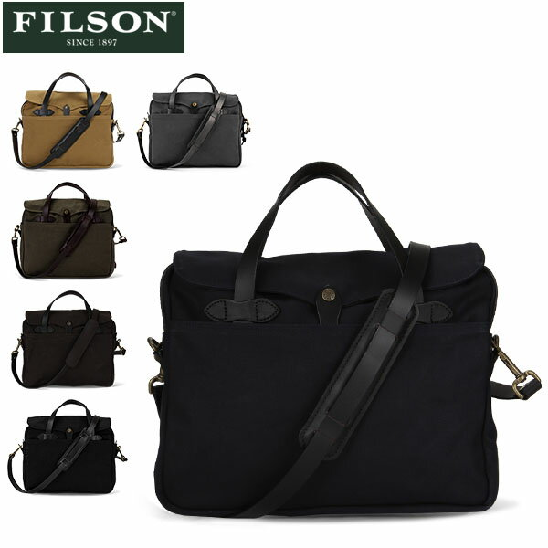 男女兼用バッグ, ショルダーバッグ・メッセンジャーバッグ  Filson Original Briefcase 70256