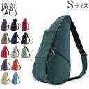ヘルシーバックバッグ Healthy Back Bag マイクロファイバー Sサイズ ボディバッグ