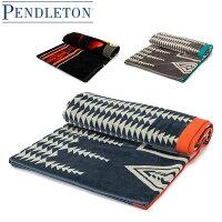 ペンドルトン PENDLETON タオルブランケット オーバーサイズ ジャガード タオル XB233 Oversized Jacquard Towels 大判 バスタオル あす楽