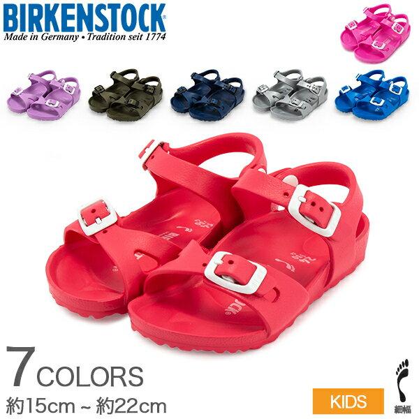 靴, サンダル  BIRKENSTOCK EVA RIO KIDS EVA 5