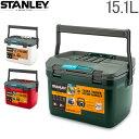 スタンレー Stanley クーラーボックス 15.1L 保...