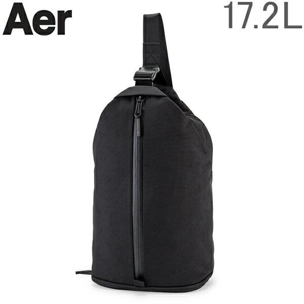 男女兼用バッグ, ショルダーバッグ・メッセンジャーバッグ  aer 17.2 l 2 aer11003 sling bag 2 black 5