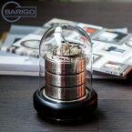 Barigo バリゴ Country Home カントリーホーム Baro-Thermo-Hygrometer 温湿気圧計 (シルバー) SilverBlack シルバーブラック 3026.2 インドア ヘルスケアインテリア あす楽