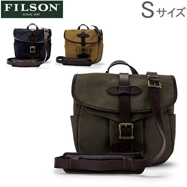 男女兼用バッグ, ショルダーバッグ・メッセンジャーバッグ  Filson Field Bag - Small S 70230