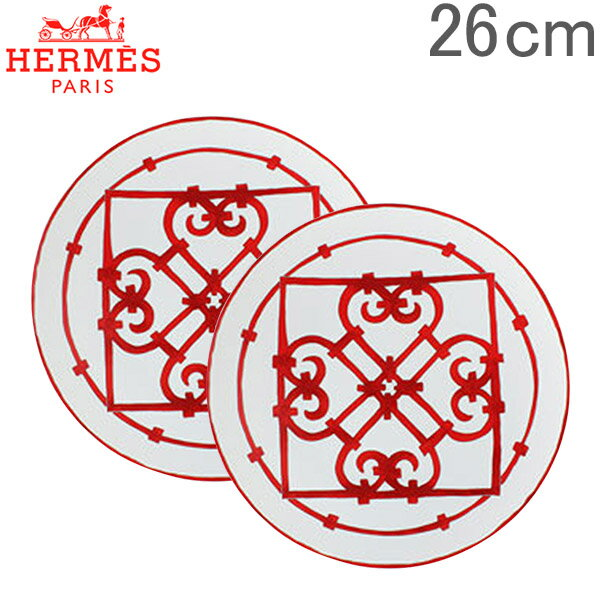 HERMES dishes Hermes American Dinner Plate 26cm ...