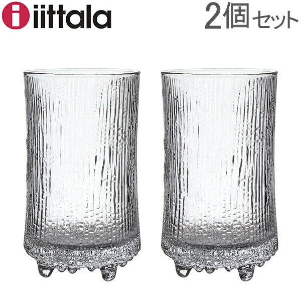グラス・タンブラー, その他  0.6L 600ml 2 1015657 iittala ULTIMA THULE beer glass 60cl 2pcs