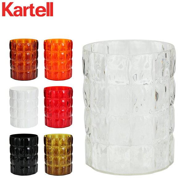 花瓶, その他  23.0 30.0cm 230 300mm 1225 Kartell Matelasse Crystal 5