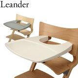 【お盆もあす楽】リエンダー Leander ハイチェア用 トレイ テーブル 305500 Tray for high chair ハイチェア トレー ベビーチェア 赤ちゃん 食事 あす楽