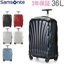 【1年保証】サムソナイト Samsonite スーツケース 36L 軽...