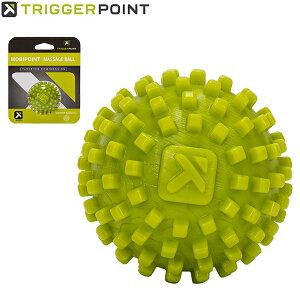 トリガーポイント Trigger Point マッサージボール モビポイント 足裏 手のひら 3310 グリーン MobiPoint Massage Ball Green 足つぼ 筋膜リリース
