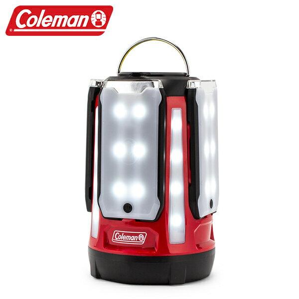 コールマン Coleman ランタン クアッド マルチパネル ランタン 2000030727 野外 アウトドア キャンプ 照明 ライト テント あす楽
