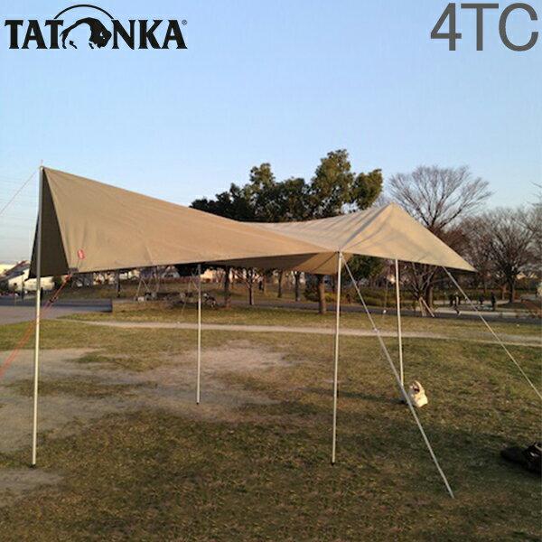 TATONKA(タトンカ)『TARP 4 TC』
